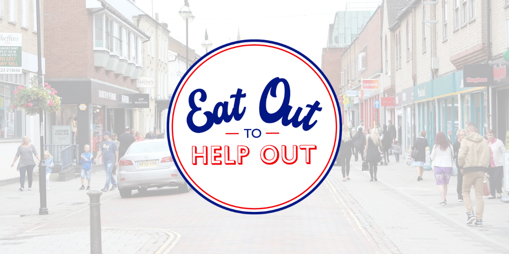 Eat Out to Help Out - web banner